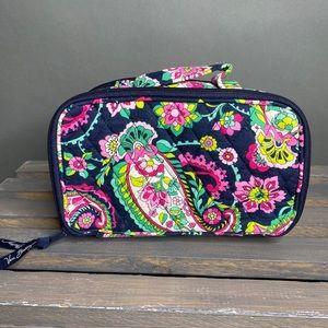 Vera Bradley Paisley Travel Organizer Bag